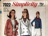 Simplicity 7022