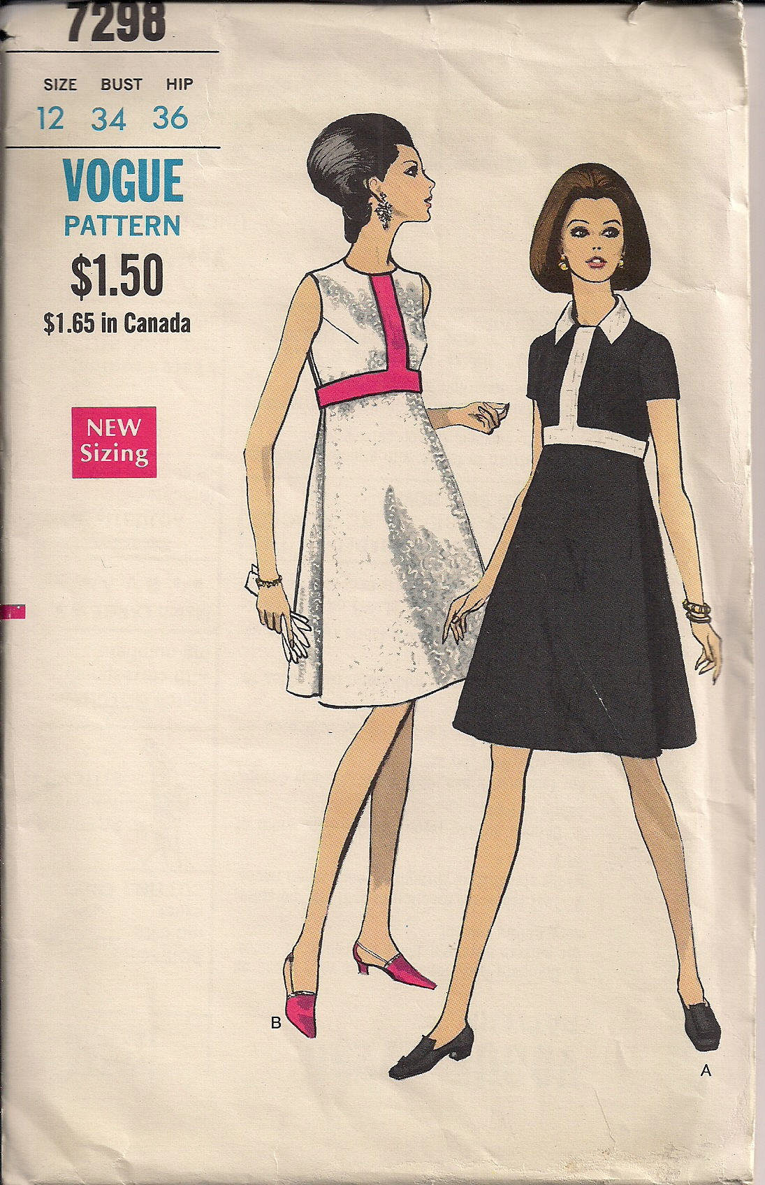 Vogue 7298 A