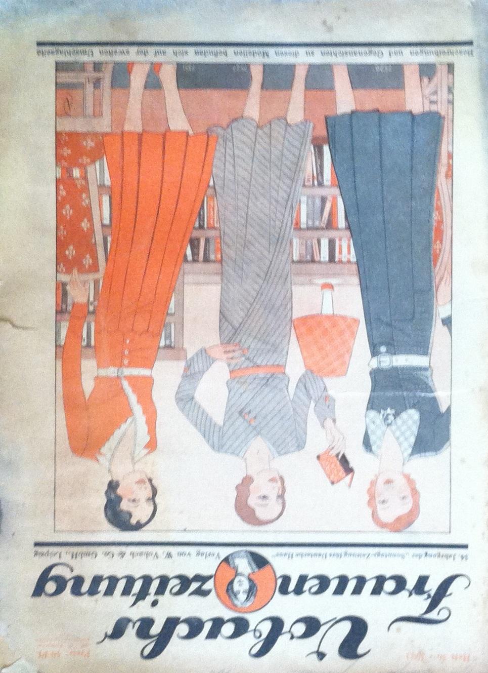 Vobachs Frauenzeitung No. 36 Vol. 34 1931