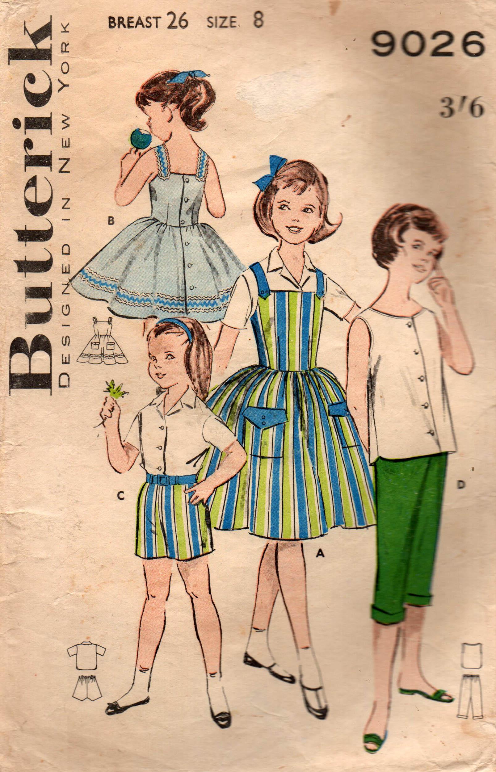 Butterick 9026