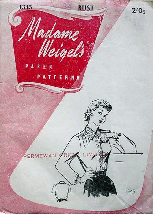 Madame Weigel's 1345