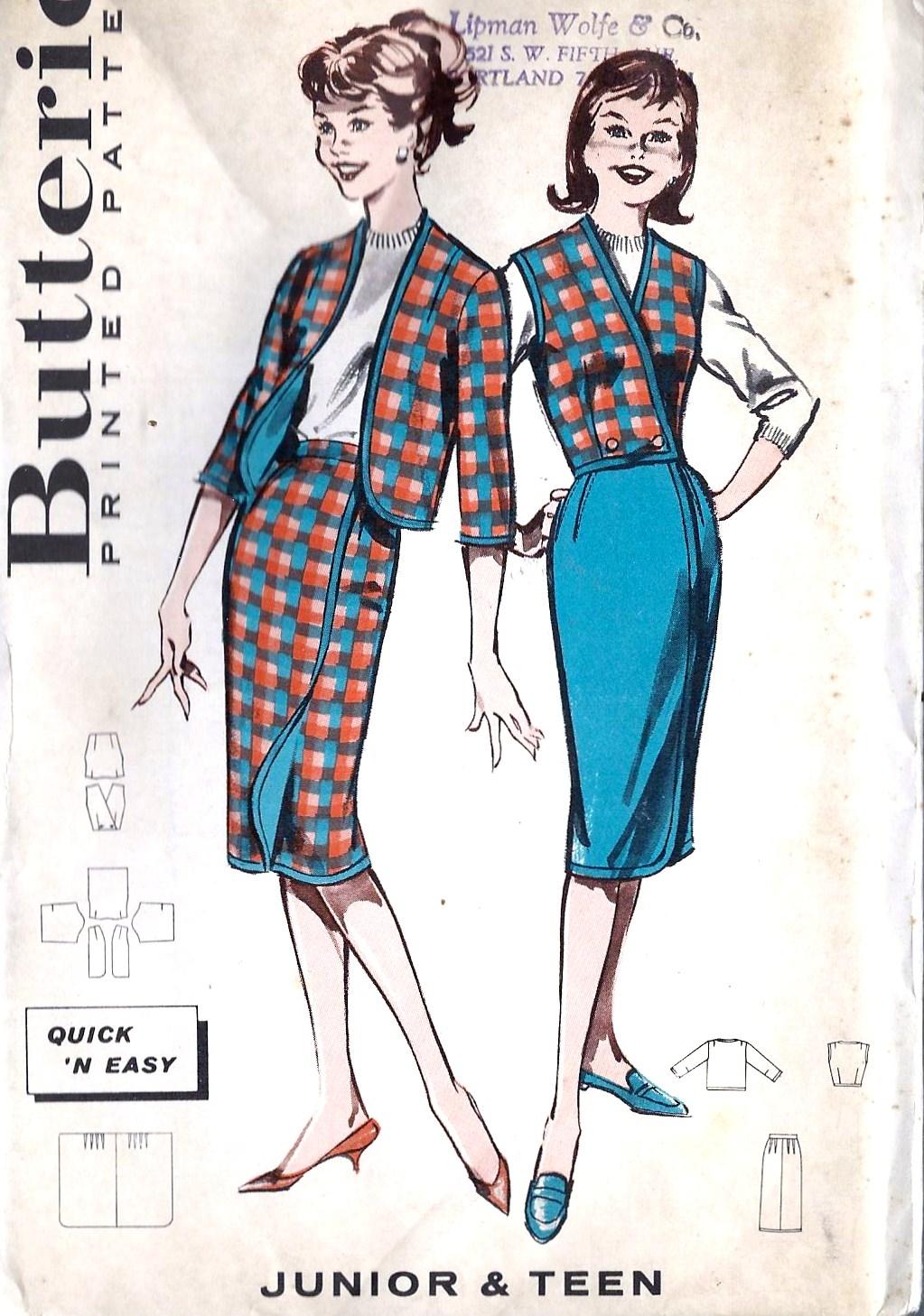 Butterick 9043