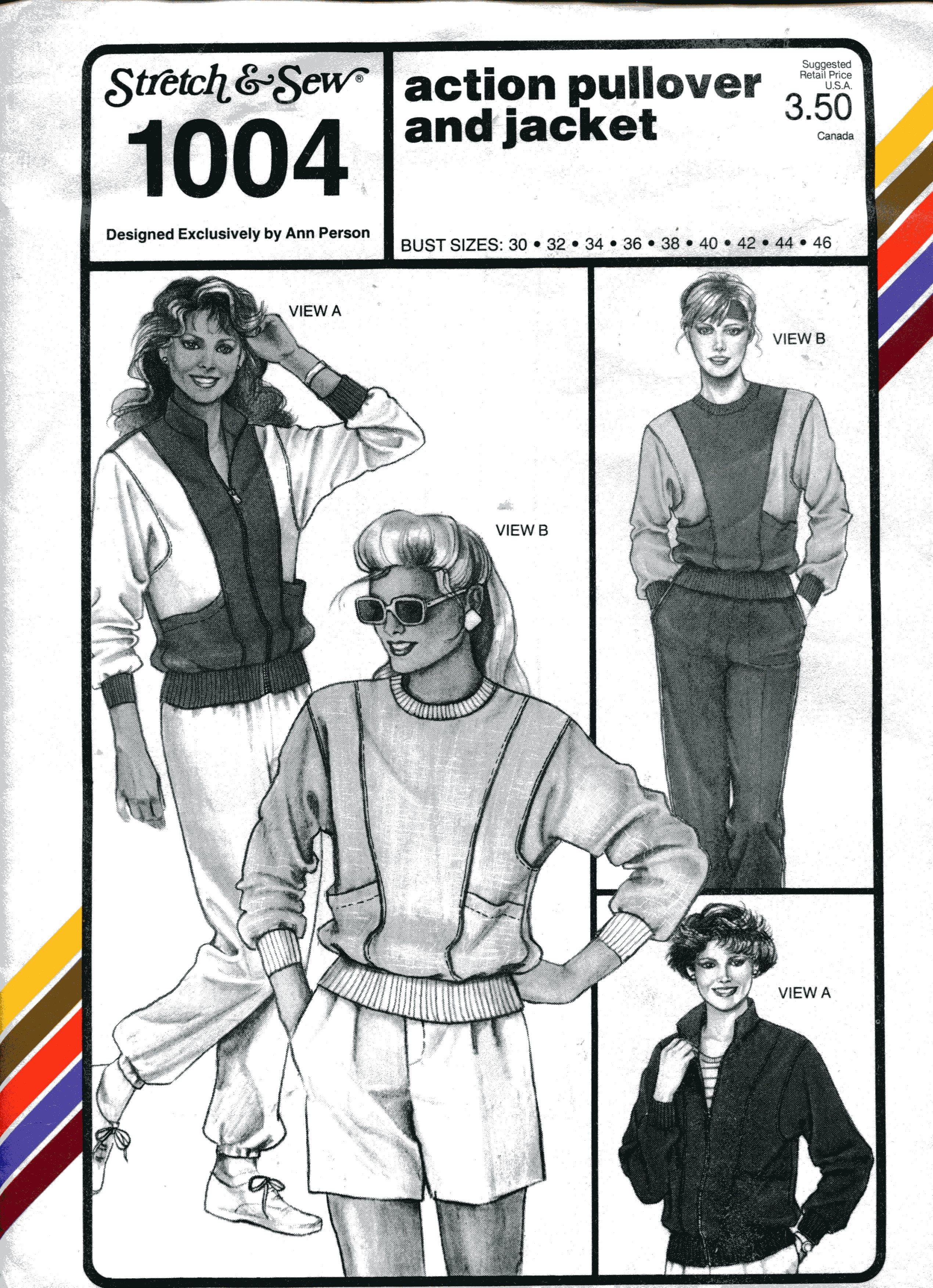 Stretch & Sew 1004