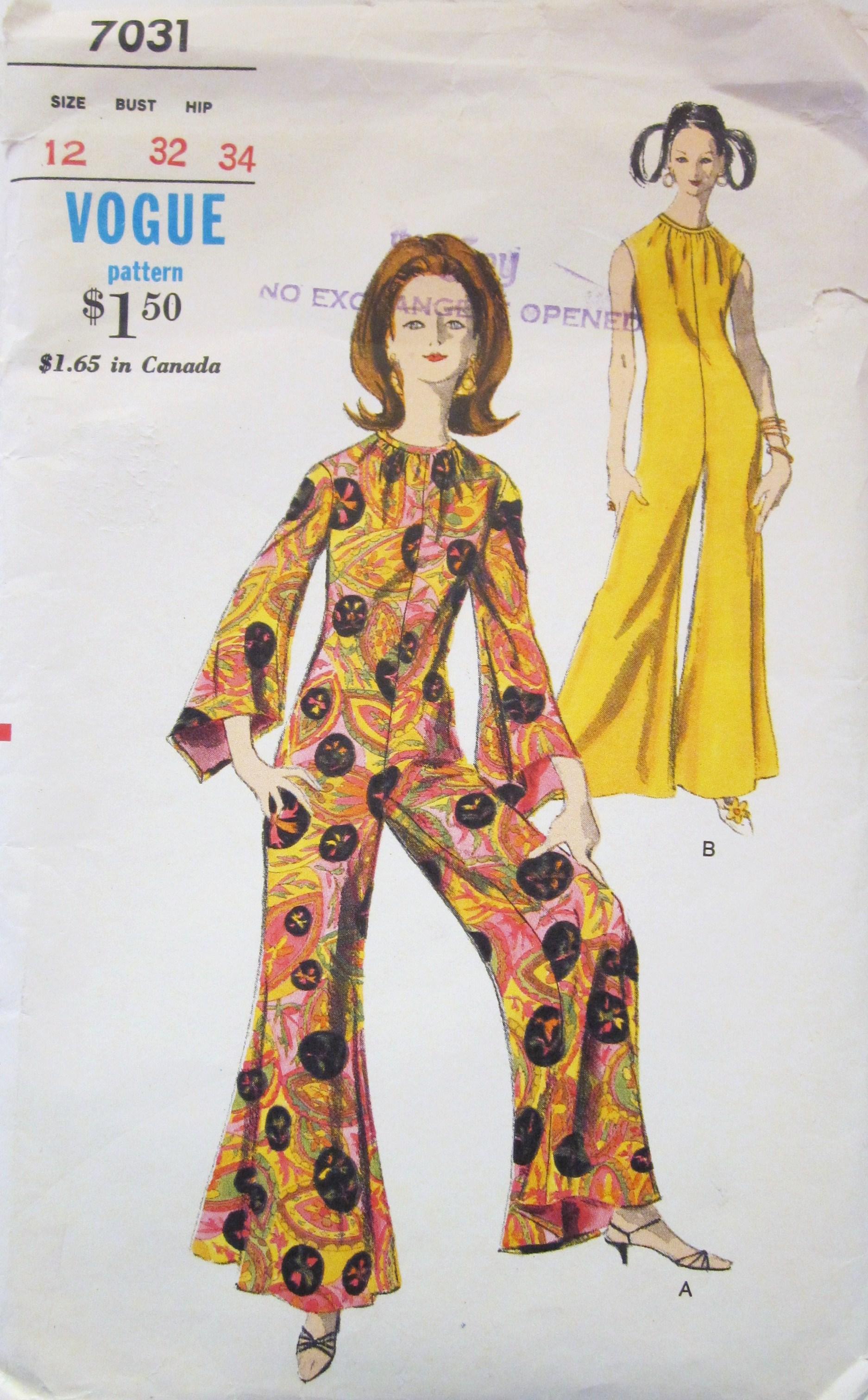 Vogue 7031 B