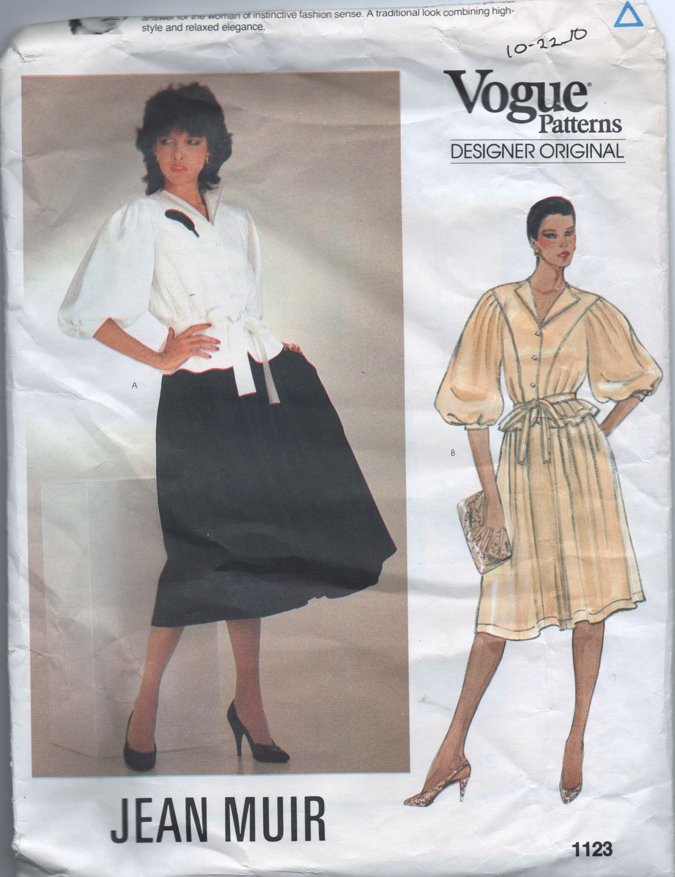 Vogue 1123 B