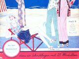 Beyers Mode für Alle No. 9 1931