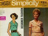 Simplicity 8681 A