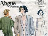 Vogue 8031 B