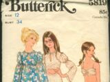 Butterick 5819