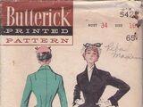 Butterick 5424 A
