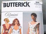 Butterick 3848 A