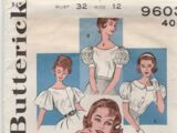 Butterick 9603
