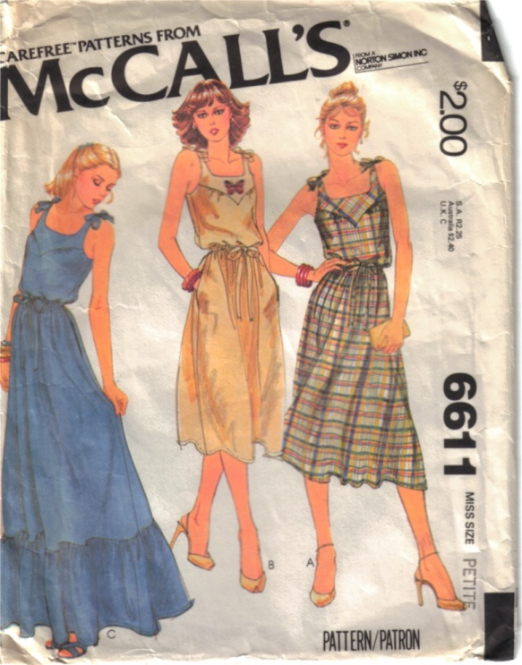 McCall's 6611