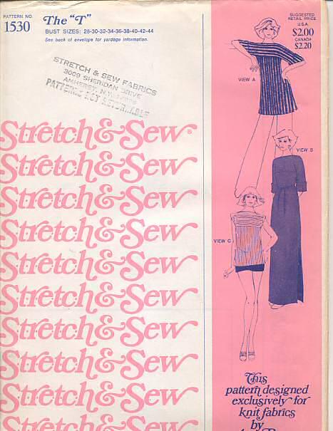Stretch & Sew 1530