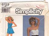 Simplicity 8123 B