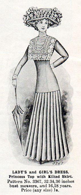 Madame Weigel's 3367