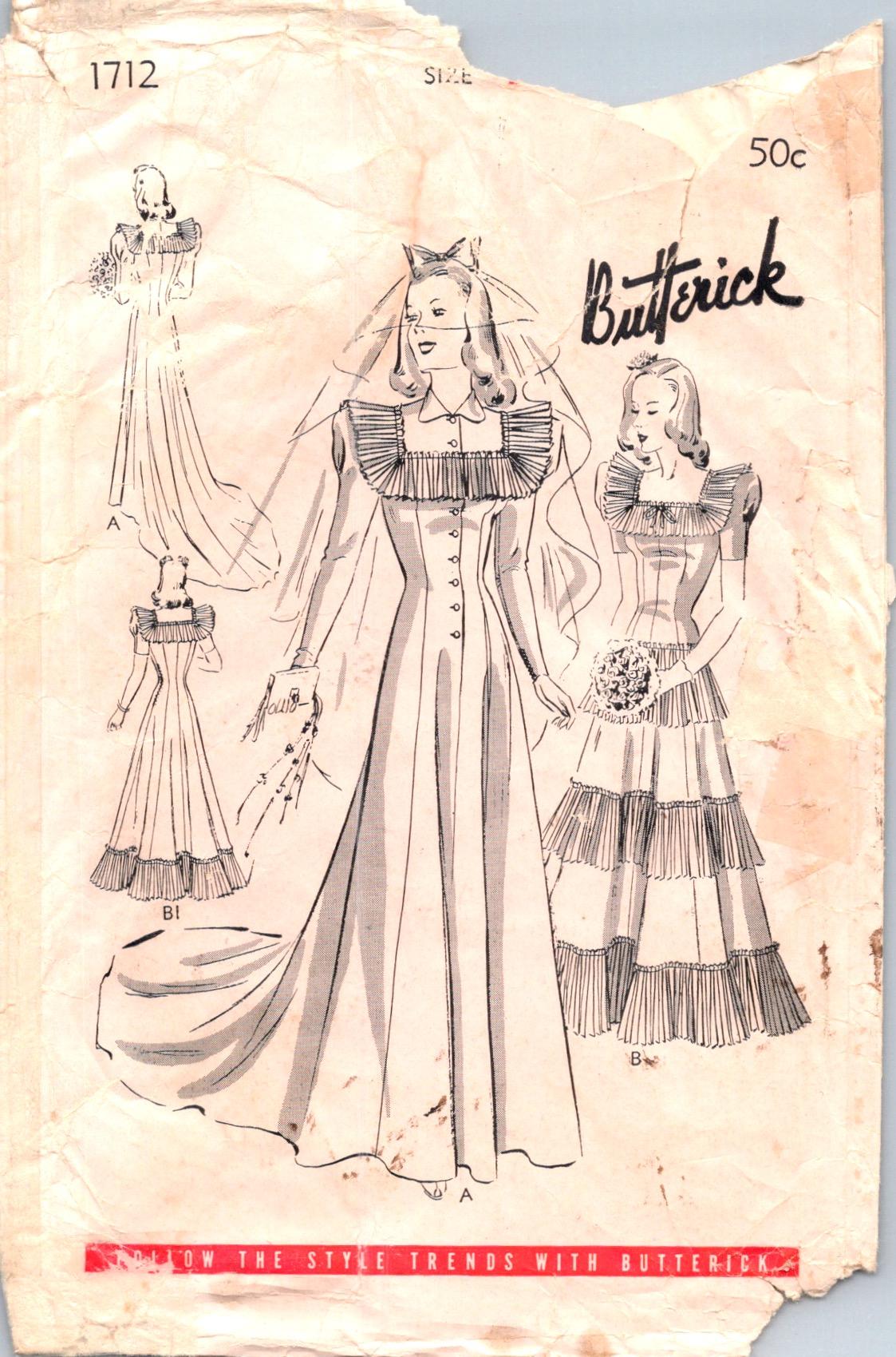 Butterick 1712