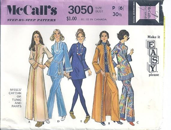 McCall's 3050