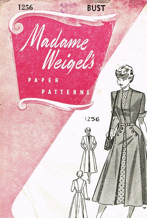 Madame Weigel's 1256