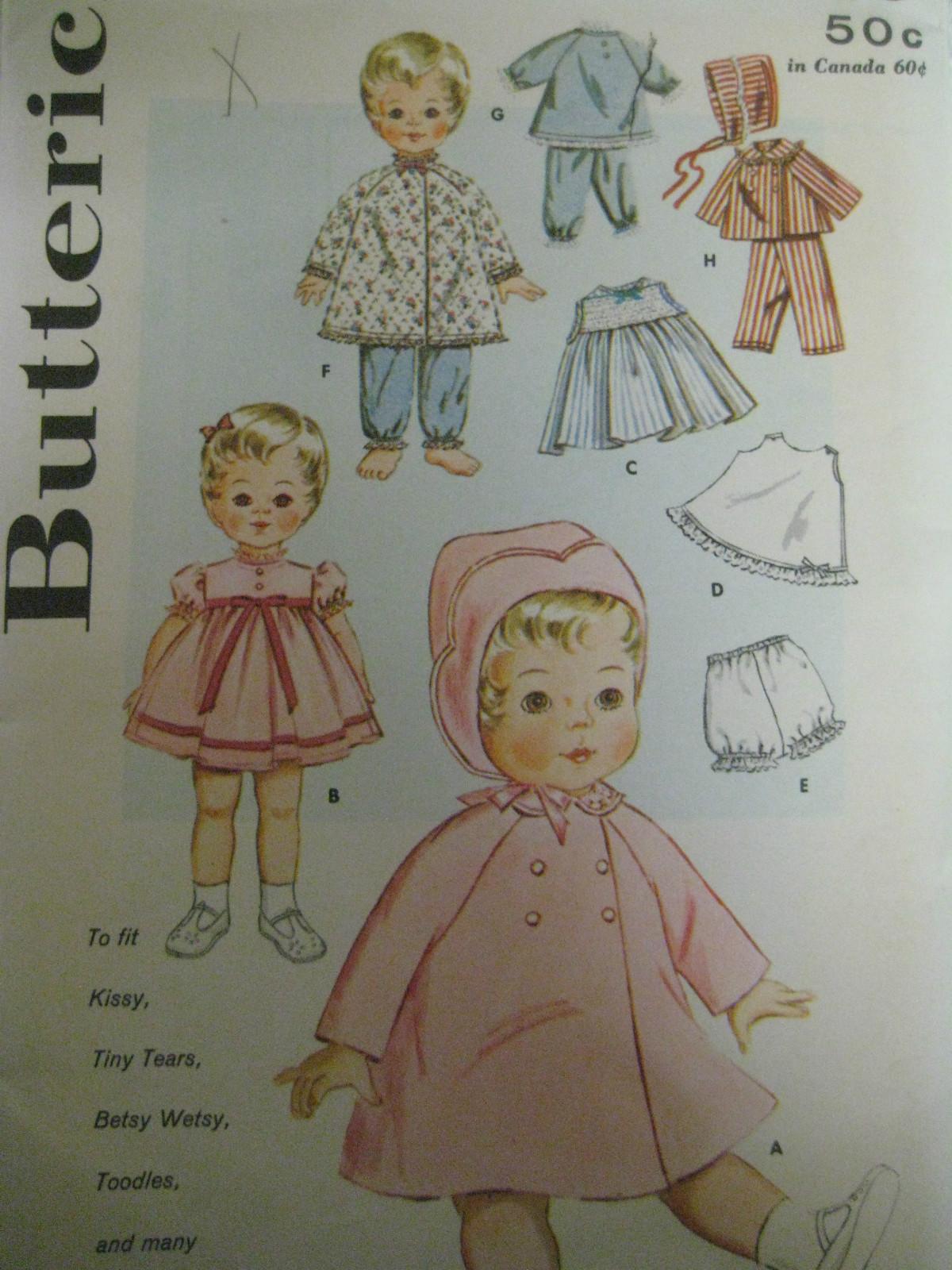 Butterick 2520 A