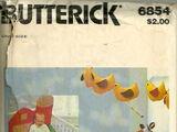 Butterick 6854