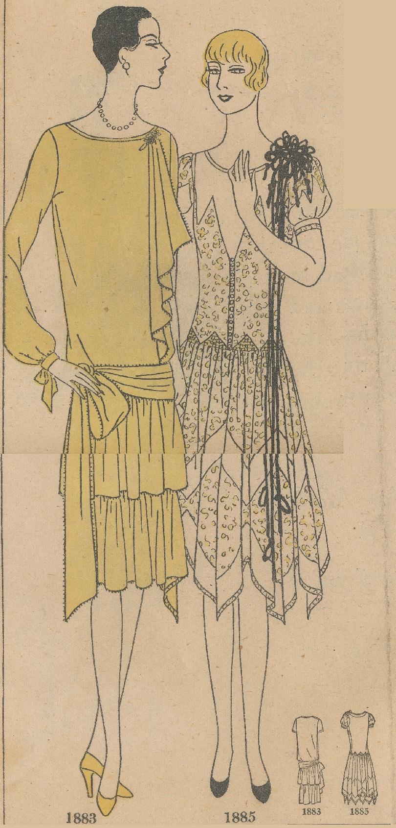 Butterick 1883