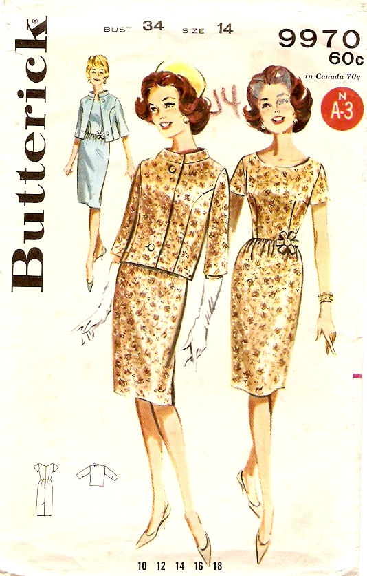Butterick 9970