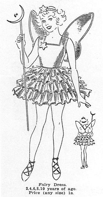 Weigel's Fairy Costume