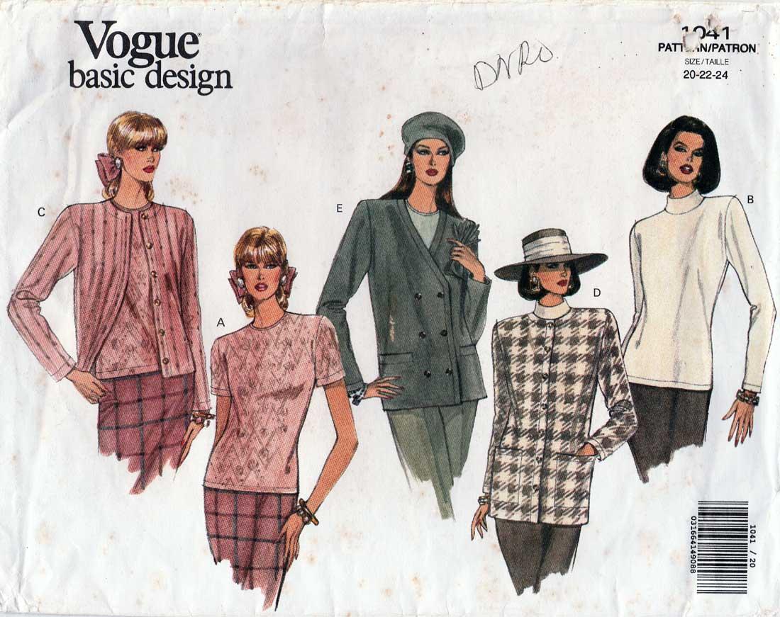 Vogue 1041 A