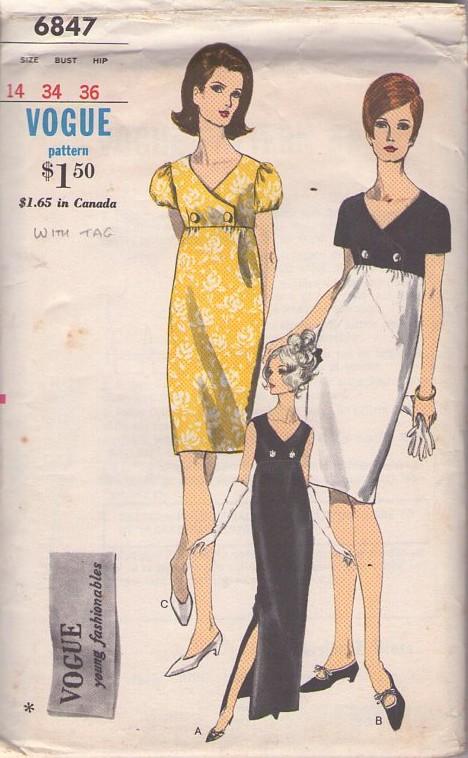 Vogue 6847 A