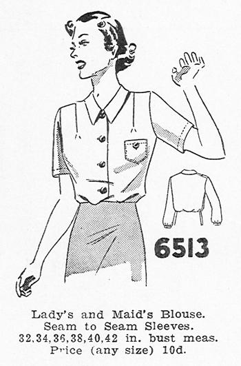 Madame Weigel's 6513
