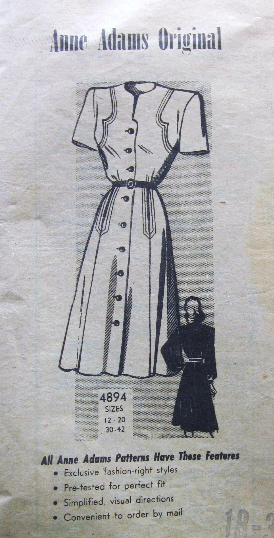 Anne Adams 4897