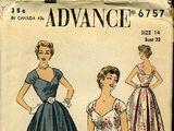Advance 6757