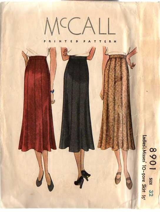McCall 8901