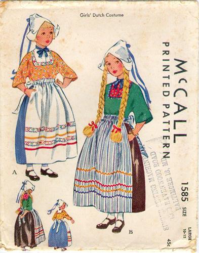 McCall 1585