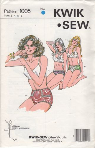 Kwik Sew 1005