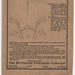 Butterick 10284