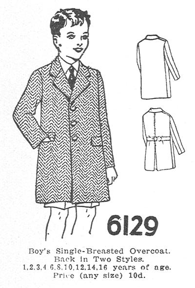 Madame Weigel's 6129