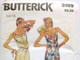 Butterick 3169 A