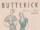 Butterick Fashion News August 1947