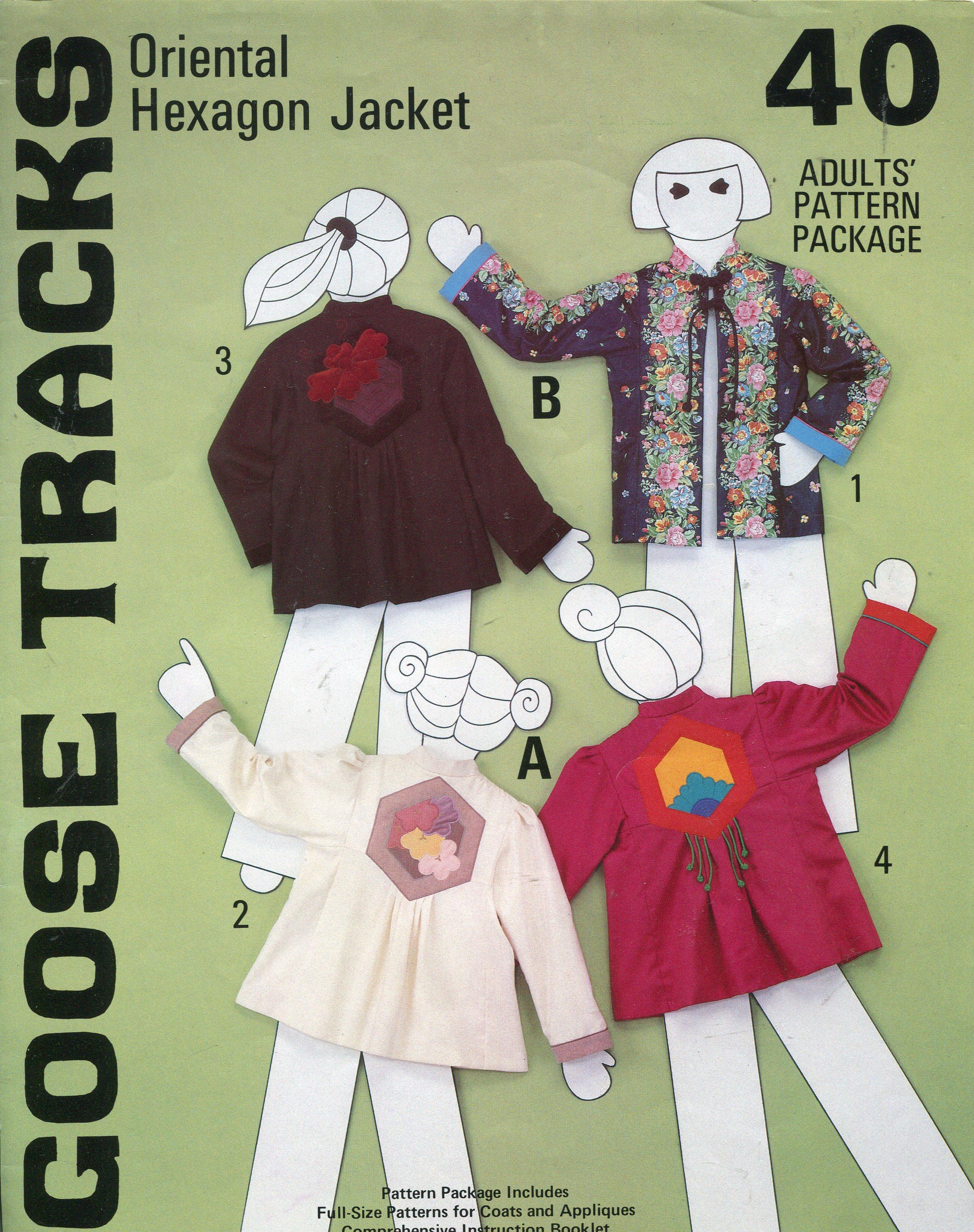 Goose Tracks 40