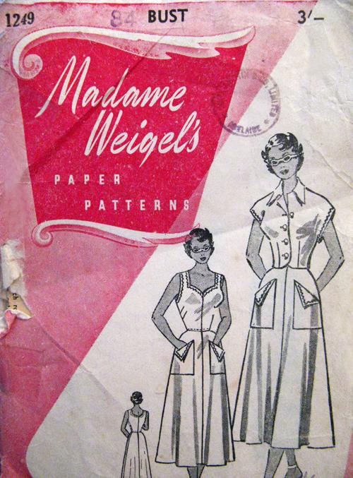 Madame Weigel's 1249