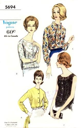 Vogue 5694 A