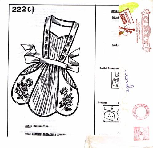 Mail Order 222C