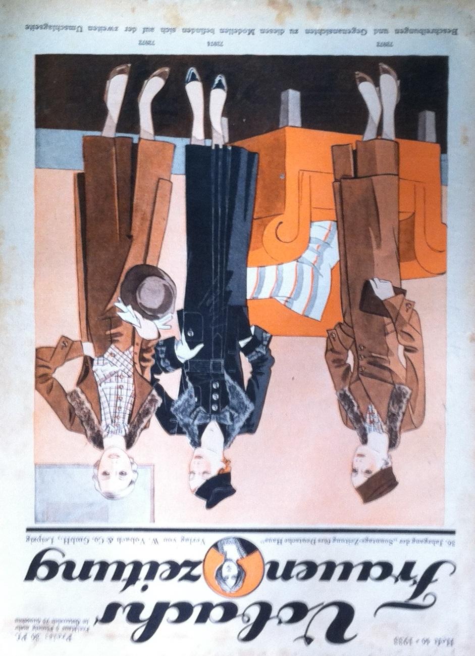 Vobachs Frauenzeitung No. 46 Vol. 36 1933