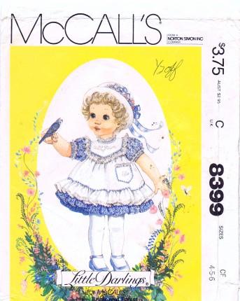 McCall's 8399 A