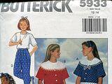 Butterick 5933 B