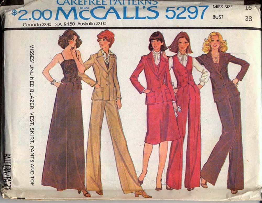 McCall's 5297