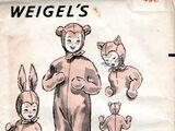 Weigel's Bear, Cat or Rabbit