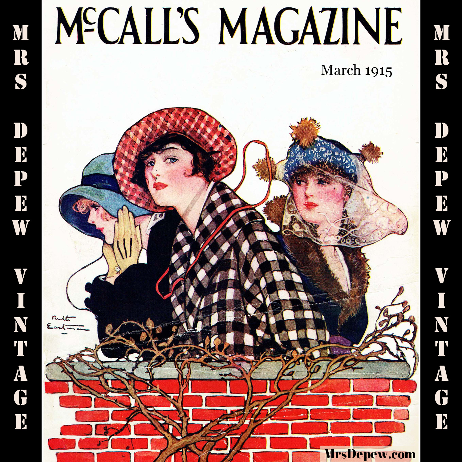 McCall's Magazine March 1915